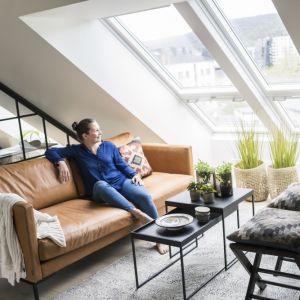 Mieszkanie powinno być nie tylko ekonomiczne, czy komfortowe lecz przed wszystkim zdrowe. Fot. Velux