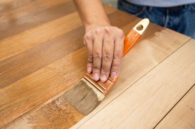 Drewno ogrodowe zabezpieczone na lata