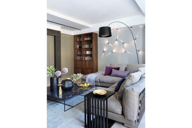 Zobacz wnętrza apartamentu na Muranowie