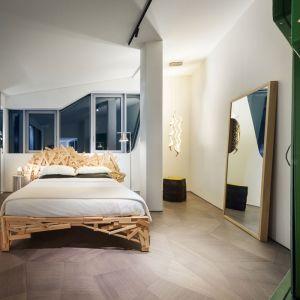 Sypialnia. Fot. Zaha Hadid Architects