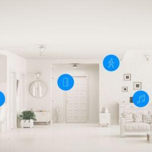 Inteligentny dom to miejsce, w którym różne domowe urządzenia komunikują się ze sobą. Fot. Fibaro