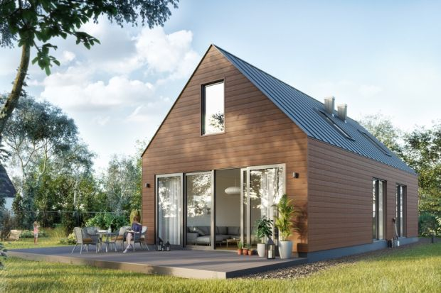 Coraz chętniej decydujemy się na domy proste, bliskie dawnemu stylowi budownictwa. Poza aspektem estetycznym, minimalistyczne budownictwo ma też wymiar praktyczny – prawo nakazuje w przypadku nowych inwestycji wznoszenie konstrukcji niemal zeroenerge