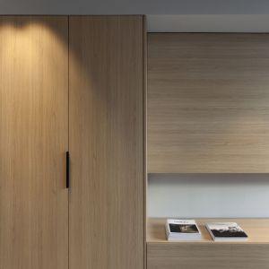 W ten sposób ograniczona przestrzeń domu została w pełni wykorzystana przez architektów. Fot. Ritmonio