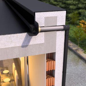 Wykonanie odwodnienia dachu płaskiego wymaga zastosowania odpowiednich materiałów i rozwiązań. Fot. Galeco
