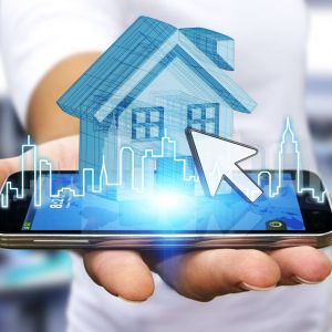 System domu inteligentnego powinien być w pierwszej kolejności bezpieczny, w drugiej - otwarty. Fot. Shutterstock