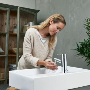 Łazienka to miejsce, w którym coraz częściej spotkać możemy inteligentne rozwiązania. Fot. Oras