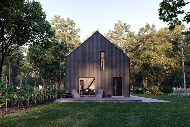 Mały, tani dom prefabrykowany