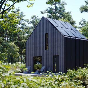 Konstrukcja Modulo House oparta jest na technologi szkieletowej i wykonana jest z drewna. Fot. Modulo