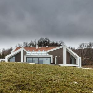 Dom w górach. Fot. SKOS - Szybejko Architekci