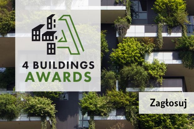 Konkurs 4 Buildings Awards 2019 wkracza w kolejny etap. Przedstawiamy TOP 5 w każdej kategorii i zapraszamy do głosowania, które potrwa do 25 października 2019 roku. Zwycięzcy zostaną ogłoszeni 15 listopada br. w Międzynarodowym Centrum Kongresowy