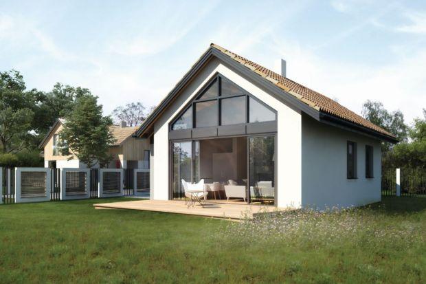 Mini 2 - mały dom dla singla lub pary