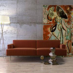 Obraz w rozmiarze XXL stanowi atrakcyjną ozdobę wnętrza. Na zdjęciu panele Adventure Dąb Windsor. Fot. RuckZuck