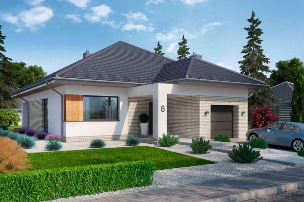 Zobacz projekt małego domu z poddaszem do adaptacji