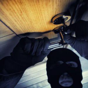 W 2018 r. w Polsce dokonano prawie 70 tys. kradzieży z włamaniem, czyli o ponad 3,5 tys. więcej niż w roku poprzednim. Fot. G-U