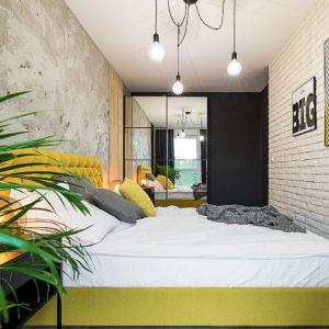 Apartament w Nowych Bielicach, zaaranżowany przez Sandrę Białkowską. Fot. Studio Prototypownia