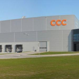Zautomatyzowane centrum dystrybucyjne CCC. Fot. W.P.I.P