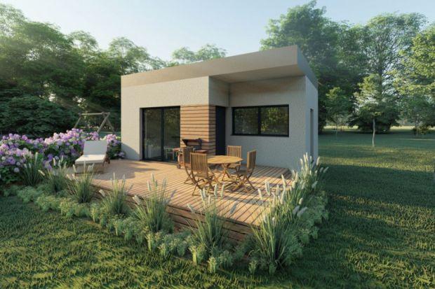 Zaledwie dwóch dni - w tak krótkim czasie firma WOOD CORE HOUSE obiecuje zbudować na oczach odwiedzających targi 4Buildings drewniany dom o pow. 34 mkw.