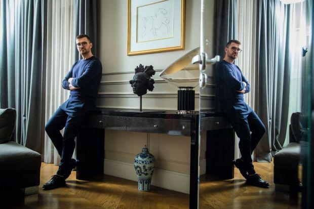 Maciej Zień na Forum Dobrego Designu. Zapraszamy już jutro