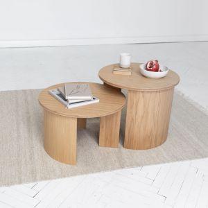 Kaja Ałaszkiewicz i Domenico Russo, założyciele polsko-włoskiego studia projektowego Nudo design, specjalizują się w tworzeniu minimalistycznych mebli i akcesoriów. Fot. Nudo Design