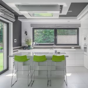 Zaawansowane rozwiązania i technologie produkcji pozwalają na wykonanie konstrukcji okiennych, które zapewniają maksymalne wykorzystanie potencjału światła słonecznego. Fot. Vetrex