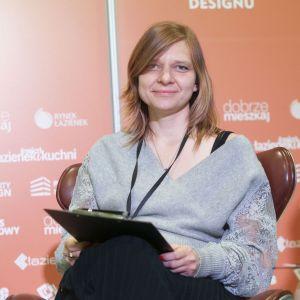 Anna Piotrowska, właścicielka Biophilic Studio Anna Piotrowska. Fot. PTWP