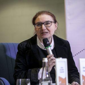 Anna Forin, dyrektor, Departament Usług Proinnowacyjnych, PARP. Fot. PTWP