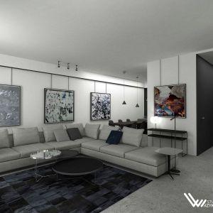 Strefa dzienna. Fot. Wyrzykowski Studio