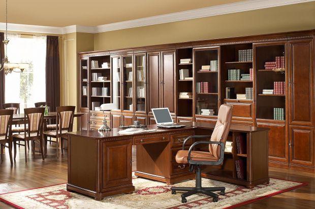 Biuro dla prezesa  - klasyczne i nie tylko