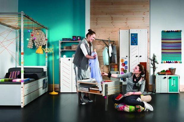 Pokój dziecka. Piękne pomysły dla nastolatków