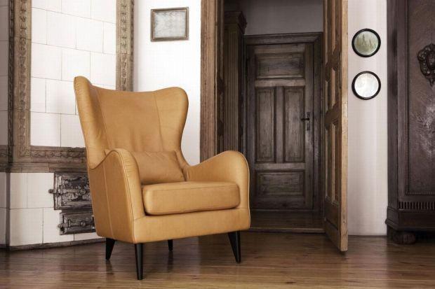 Klasyka we wnętrzu. Fotel w stylu Art Deco