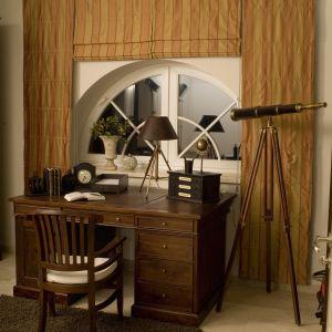W ofercie firmy Inne Meble znajdują się meble wykonane z drewna litego, np. z teaku, palisandru, mahoniu. Fot. Inne Meble.