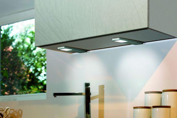 Blask mebla - meblowe systemy oświetleniowe