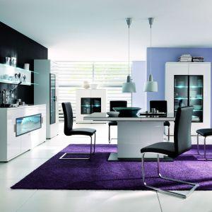 Kolekcja Corano marki Bydgoskie Fabryki Mebli rozjaśni każde wnętrze, wprowadzając do niego nowoczesny, nieco minimalistyczny klimat. Fot. Bydgoskie Meble