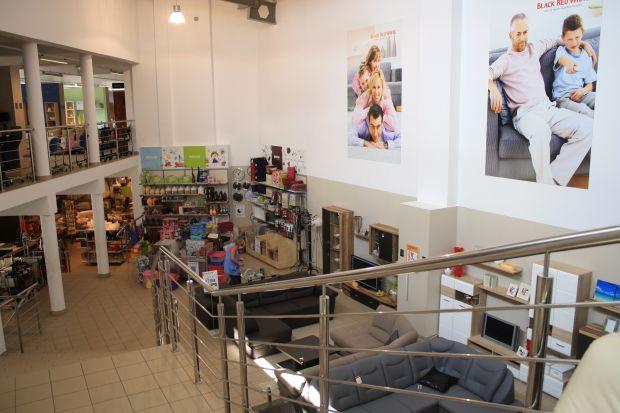 Nowy salon Black Red White w Chorzowie