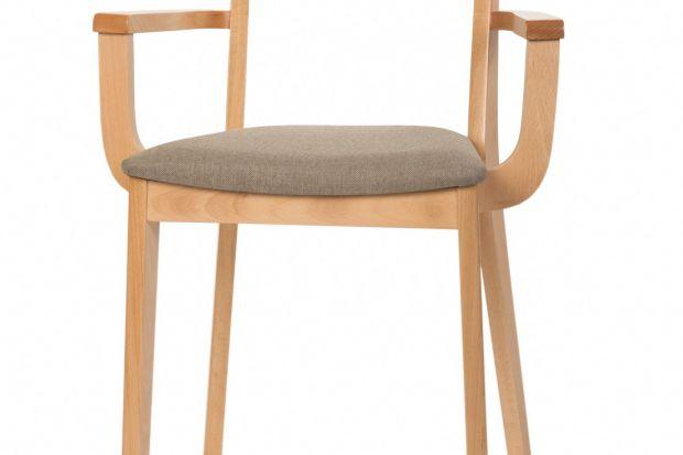 """Uniwersalizm, elegancja i prostota - to cechy, które charakteryzują krzesła z linii """"1320""""."""