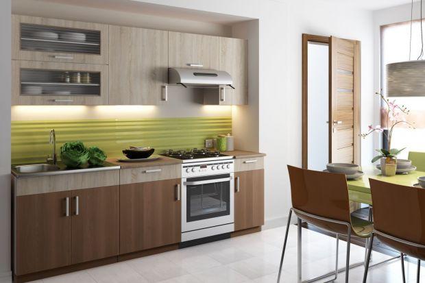 Kuchnia Blanka to ciekawa propozycja pasująca do praktycznie każdej kuchni.