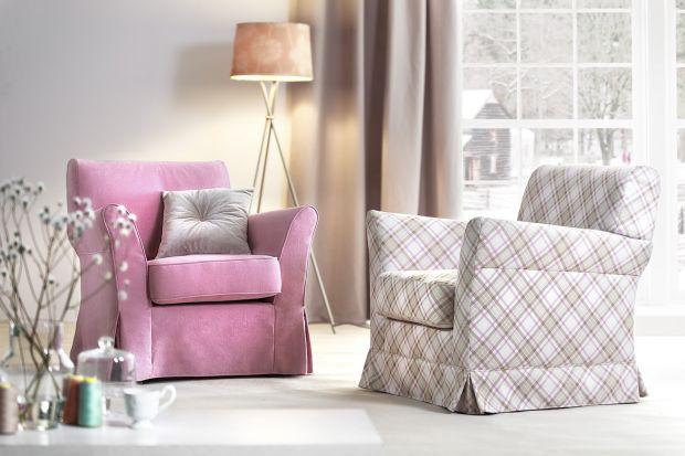 Jak urządzić przytulny salon? Obejrzyj sofy i fotele w stylu cottage!