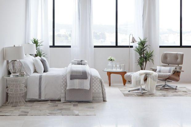 Spraw sobie piękną, białą sypialnię