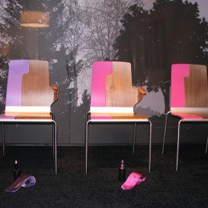 Krzesła Hiller Gruppe. Fot. Archiwum