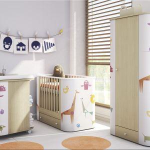 """Motyw przewodni w pokoju dziecka może stworzyć na prawdę przyjemną aranżację. Za zdjęciu meble dziecięce """"Boo"""" marki Vox.  Fot. Meble VOX"""