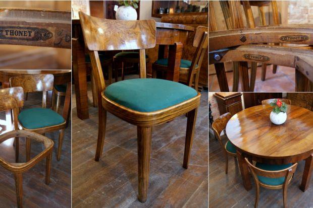 Krzesła z historią – meble dla koneserów