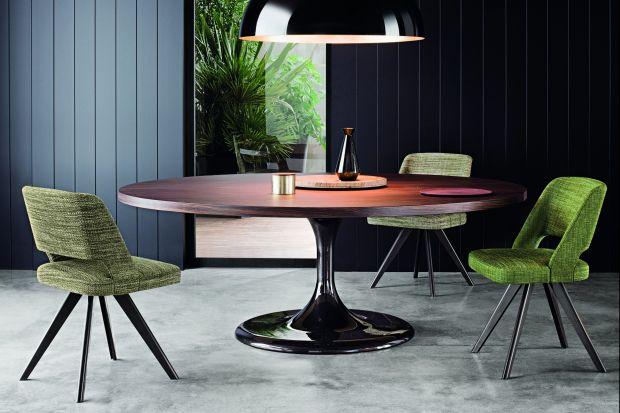 Stoły i stoliki - smukłe i praktyczne