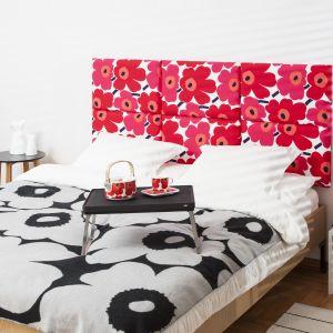 Modułowe zagłówki pozwalają na stworzenie indywidualnej kompozycji w sypialni. Fot. Made for bed