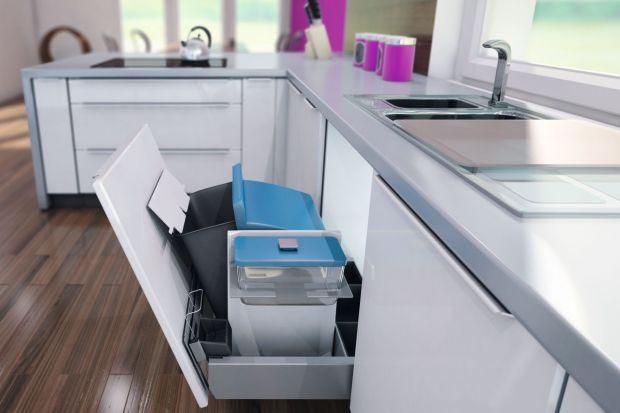 """Przygotowywanie posiłków to kreatywne i ciekawe zajęcie.Jednak zawsze obok wyśmienitych dań produkujemy przy tym sporo odpadów. Niezbędnym elementem kuchni jest więc miejsce, gdzie możemy nasze """"produkty uboczne"""" uprzątnąć.Mowa oczywi�"""
