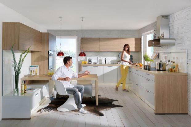 Kuchnia z jadalnią to obowiązkowy zestaw do domu lub mieszkania. Zobaczcie jak wygospodarować miejsce na stół i krzesła we wnętrzach o różnej powierzchni.