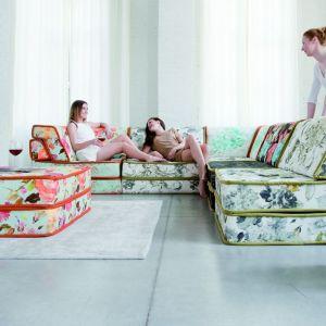 """Sofa modułowa """"Fancy"""" (Bizzarto). Fot. Bizzarto"""