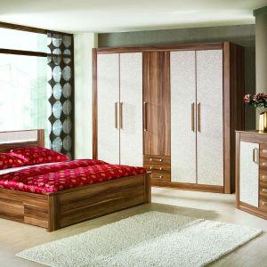 Kolekcja mebli do sypialni Royal, marki Meblosiek Fot. Archiwum