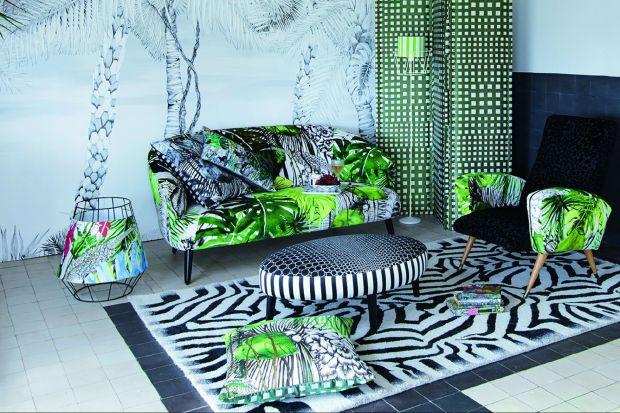 W salonie jak w dżungli. Niech żyje natura!