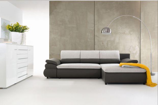 Sofa w salonie. Najmodniejsze modele do 3 tysięcy