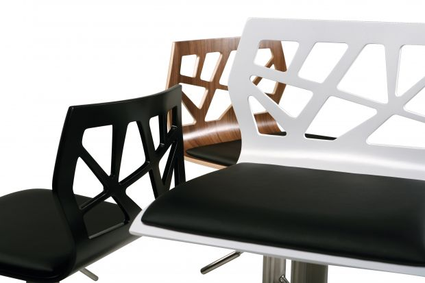 Miękkie siedzisko i twarde oparcie - 15 oryginalnych krzeseł